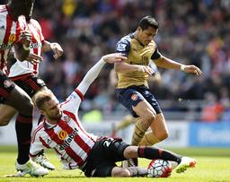 Sunderland v Arsenal - Barclays Premier League - Stadium of Light