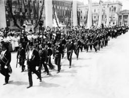 Jubiläum Wilhelm II,Schornsteinfeger - Chimney sweep procession / Berlin / 1913 -