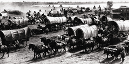 The Covered Wagon - 1923