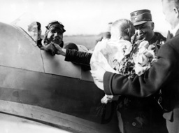 Rudolf Hess after the flight to the Zugspitze, 1935