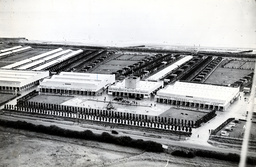 Aerial View Of Butlins Holiday Camp At Skegness In 1937.