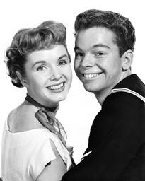 1955 -  Hit the Deck Movie Set