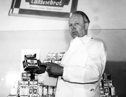 Baker Lubig from Bonn - Inventor of lactose bread