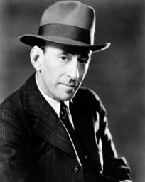 Director and screenwriter William C. deMille, 1930