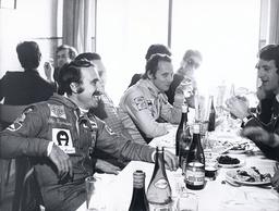 Swiss Race Car Driver Clay Regazzoni (1939-2006)