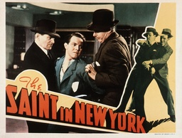 Saint In New York, The - Saint Misc - 1938