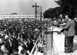 Marsch auf Washington: Peter, Paul, Mary - March on Washington: Peter, Paul, Mary - Marche sur Washington, 28 août 1963 (200 000 américains mani