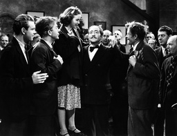 One Hundred Men and A Girl - 1937