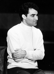 Musician Roberto Benzi