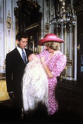 Royalty - Prince William Christening