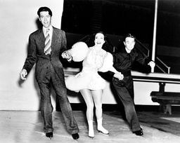 1939 - The Ice Follies - Movie Set
