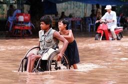 CAMBODIA-FLOODS