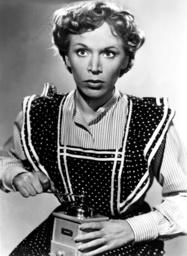 Actress Gisela Trowe turns 75