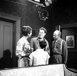 'Love Story - Some Grist from Mervyn's Mill' TV Play. - 12 Aug 1963