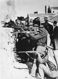 Arab.Armee gegen Israel 1948 - Arab army against Israel 1948 -