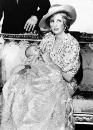 Princess Diana, Prince Williams