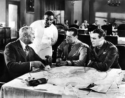1931 - Dirigible - Movie Set