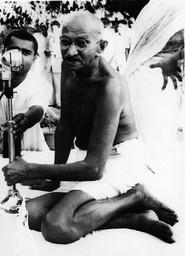 Religious Leader Mahatma Gandhi 1869 - 1948