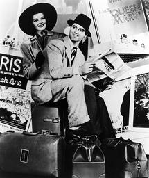 1938 - Holiday - Movie Set