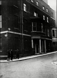 Exterior Of Portland Club St James Square 1931.