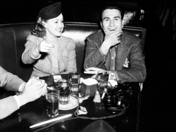 Artie Shaw, Betty Gable