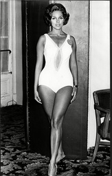 Miss World Competitor Mitsianna Stander Miss South Africa 1968