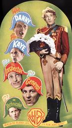 THE INSPECTOR GENERAL, (aka EL INSPECTOR GENERAL), Danny Kaye times six, 1949