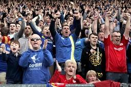 Soccer - Barclays Premier League - West Bromwich Albion v Cardiff City - The Hawthorns