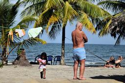 GUATEMALA-TOURISM-CRISIS