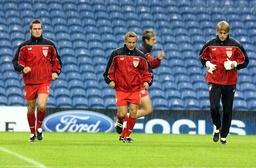 Stuttgart training