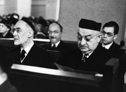 Leo Baeck u.H.Stahl/Jüd.Winterhilfe 1937 - Leo Baeck a.H.Stahl/Jüd.Winterhilfe 1937 -