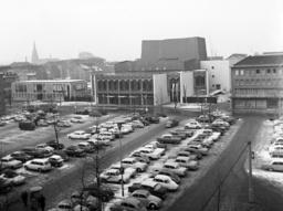 The new theatre of Krefeld