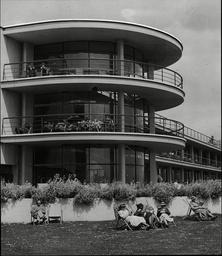 De La Warr Pavilion Bexhill East Sussex Art Deco