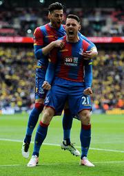 Crystal Palace v Watford - Emirates FA Cup - Semi-Final - Wembley Stadium