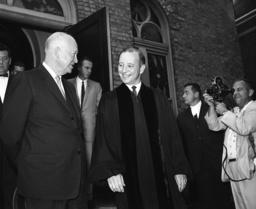 Dwight D. Eisenhower, Robert MacAskill