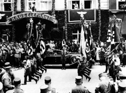 Rememberance party congress of the NSDAP in Weimar, 1936