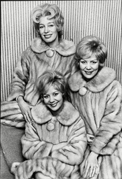 Pop Group The Beverley Sisters The Beverley Sisters Are A British Female Vocal Trio Popular During The 1950s And 1960s. The Trio Consists Of Eldest Sister Joy (born Joycelyn V. Chinery Bethnal Green London 1924) And The Twins Teddie (born Hazel P Chi