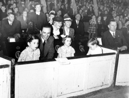 Reich Minister Dr. Josef Goebbels and his wife Magda Goebbels
