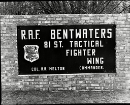 The Exterior Of Raf Bentwaters Raf Bentwaters Now Known As Bentwaters Parks Is A Former Royal Air Force Station About 80 Miles (130 Km) Northeast Of London 10 Miles (16 Km) East-northeast Of Ipswich Near Woodbridge Suffolk In England. The Name Was Ta