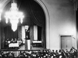 Berlin,Einweihung jüd.Lehrstätte/ 1934 - Dedication of Jewish lyceum / 1934 -