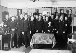 SS Berlin-Nikolassee / Foto - SS meeting in Lichterfelde / 1934 -