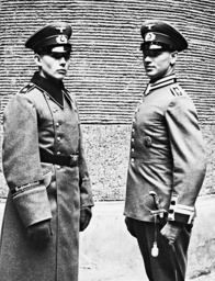 Soldiers of the regiment 'Greater Germany', 1939