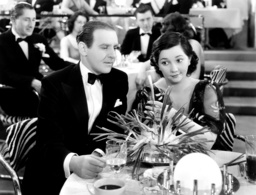 WAKE UP AND LIVE, from left, Walter Winchell, Patsy Kelly, 1937, TM and Copyright ©20th Century Fox