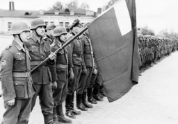 State-owned soldiers on the Eastern Front, 1943