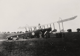 1.Wk. engl.Flugzeug, dt.Kriegsbeute 1918 - WWI / British Air Force / Spoils of War / 1918 -
