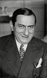Ernst Lubitsch Film Director.