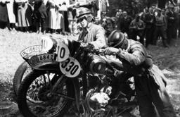 Reichstreffen Motor-HJ/Harz/ Juni 1938. - Meeting Motorized HJ, Harz, June 1938 -