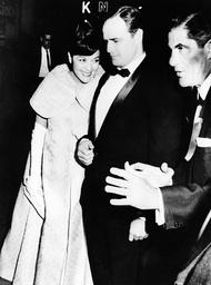 Actor Marlon Brando 1924 - 2004