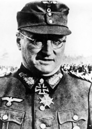 General Field Marshall Schoerner (June 12, 1892-July 2, 1973)