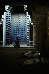 Tirunelveli, Tempel, Innenansicht / Foto - Tirunelveli, Temple, Interior / Photo -